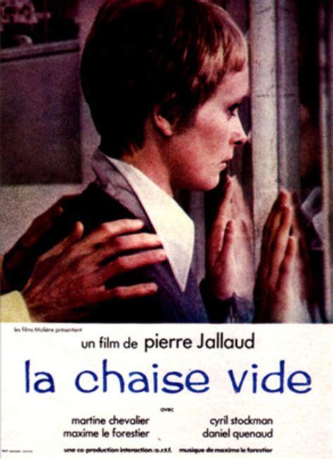 La Chaise Vide by La Chaise Vide 1974 Unifrance
