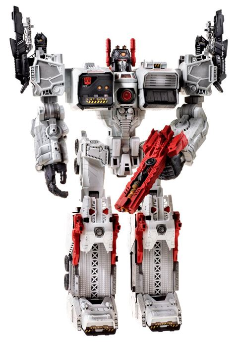 Transformers Masterpiece Toys by Transformers Generations Fair 2013 Metroplex Official