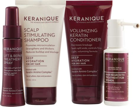 keranique hair regrowth hair growth products for women keranique hair regrowth revitalize your hair