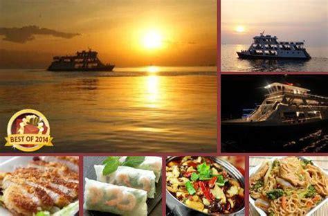 manila bay buffet dinner cruise sm mall  asia