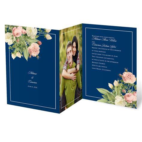 royal blue wedding invitation designs wedding decor ideas