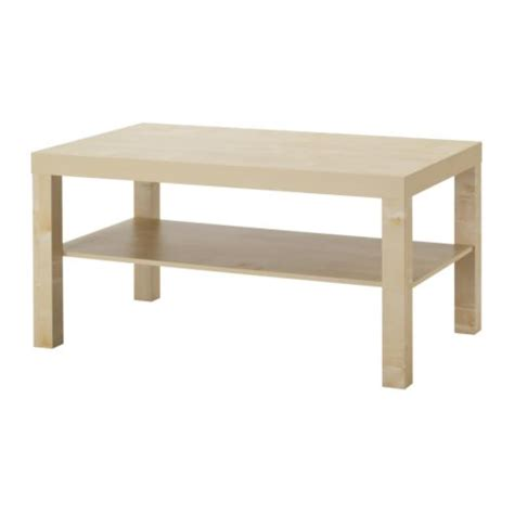 Lack Coffee Table White New Ikea Lack Coffee Table Black Brown 401 042 94 White 000 950 36 Or Birch Ebay