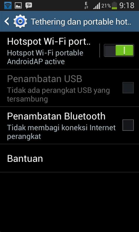 cara membuat jaringan wifi di android jelly bean cara mengaktifkan portable wi fi hotspot pada android