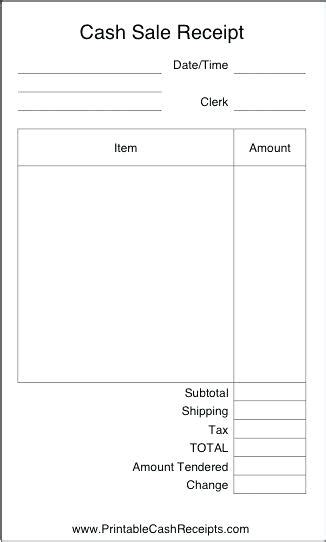 free receipt templates uk free printable receipts for payment receipt template
