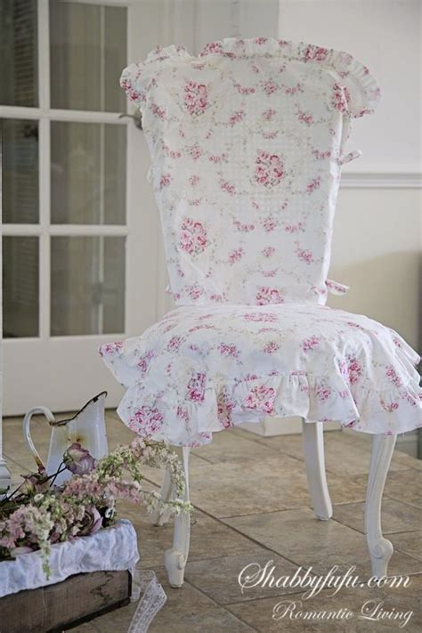 shabbyfufu chair covers 1000 images about shabby chic on cottages and shabby
