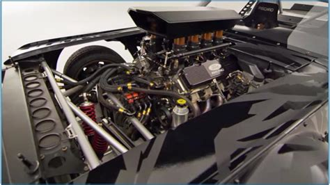 hoonigan mustang engine awesome 4wd 1965 mustang 850hp 6 7l with ken block mazda