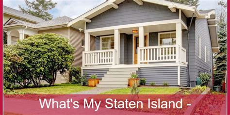 what s my staten island south shore home value