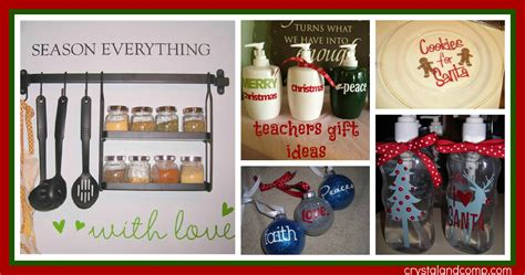 Decorate Your Home On A Budget vinyl lettering affordable christmas gift ideas discount