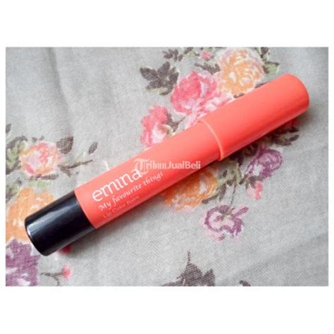 Harga Emina Lip Color Balm make up matte lipstick emina s my favorite lip colour balm