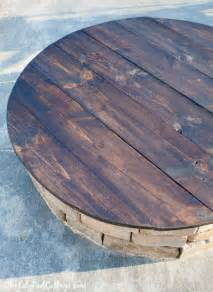 Firepit Lid Pit Cover Table Outdoors
