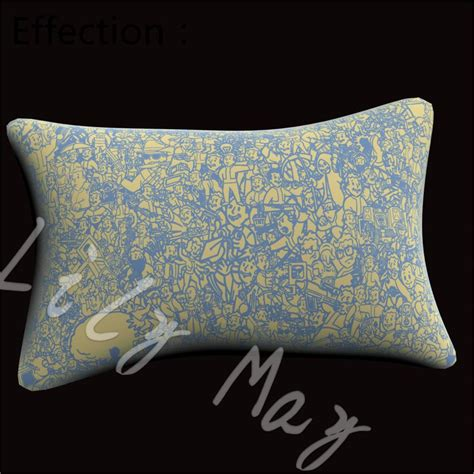 decorative throw pillows for bed fallout 4 boys dropshipping cotton polyester pillowcase