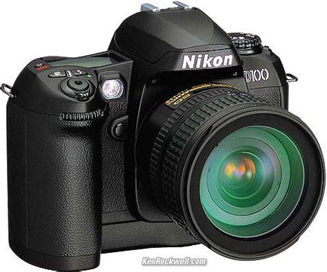 Nikon D100 nikon d100 review test