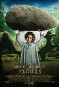 miss peregrines home for miss peregrine s home for peculiar children posters