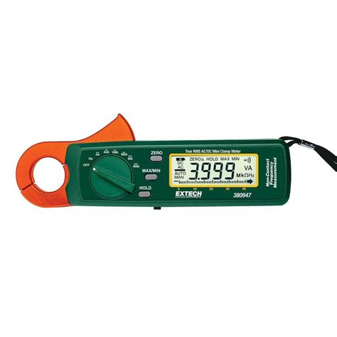 extech instruments 400 true rms ac dc mini cl meter
