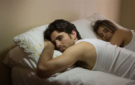 men to men in bed insomnia increases risk of early death for men