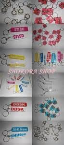 Gantungan Kunci Kaleng Kpop Junior Heechul sale gantungan kunci transparan kpop shokora shop