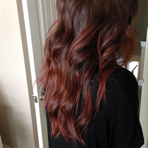 cocoa cola red hair color cola in hair 1000 ideas about cherry cola hair on