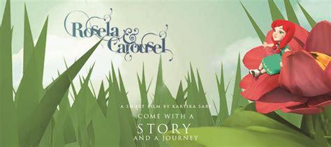 film pendek pendidikan karakter animasi film pendek rosela carousel