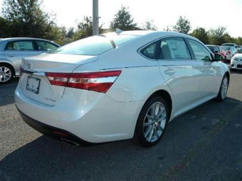 photo image gallery touchup paint toyota avalon in blizzard pearl 070
