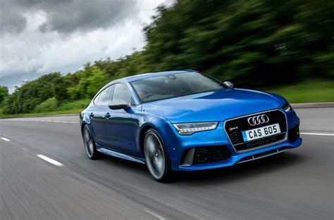 the new audi rs7 audi rs7 sportback review 2017 autocar