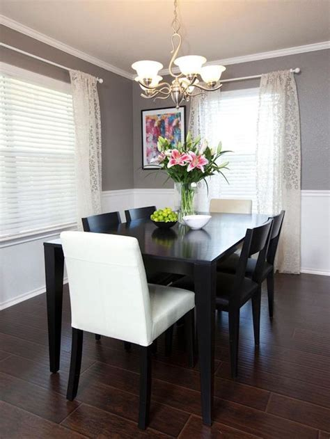 black and white kitchen dining table and chairs home