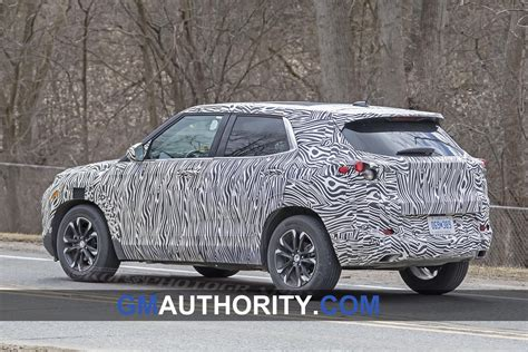 all new chevrolet trax 2020 all new chevy trax seems ready for debut photos gm