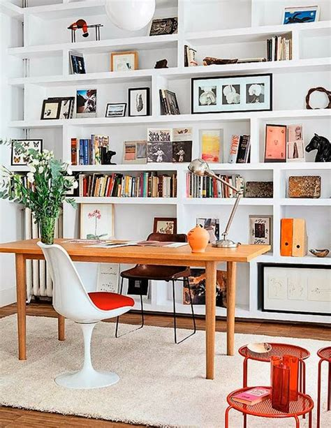 home office design books 29 built in bookshelves ideas for your home digsdigs