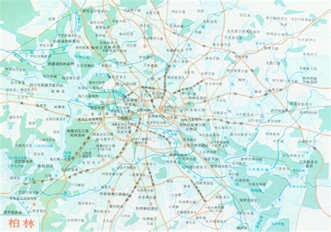 Germany Berlin Map2 Map Map China Map Shenzhen Map World