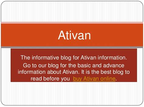 Ativan For Detox by Ativan Withdrawal Duration Finding The Properreliable