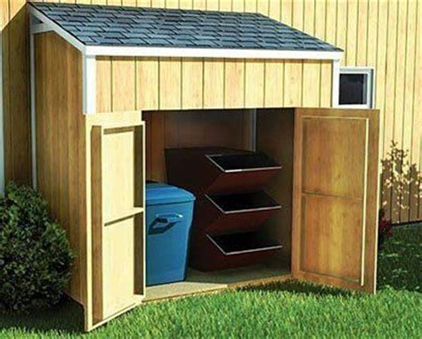 4×6 Wood Shed