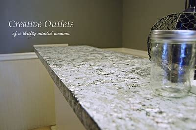 Painted Countertops To Look Like Granite by Painted Countertops To Look Like Granite Creative Diyers
