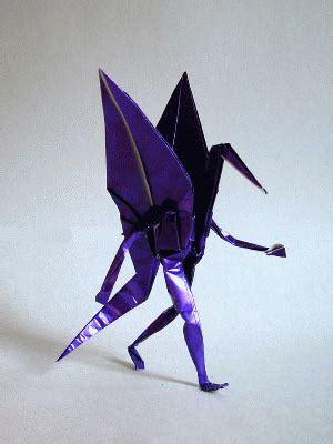 Origami Crane With Legs - ï è å é ï æ ã ã ã ã ã ã ã ã æ ã é ä ã ã ã ã ã w