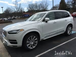 All Volvo Volvo One In Five Of All Volvo Xc90s Sold Is A T8