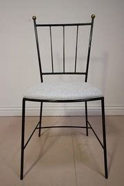 wrought iron dining chairs uk antiques atlas set of 1950 s wrought iron dining chairs