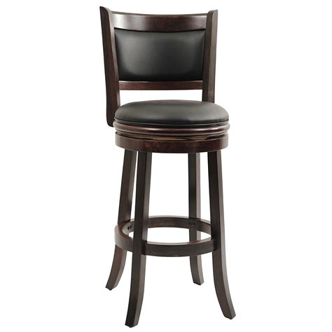 Black Swivel Counter Stools With Back by Stools Design Astounding Counter Swivel Stools With Back