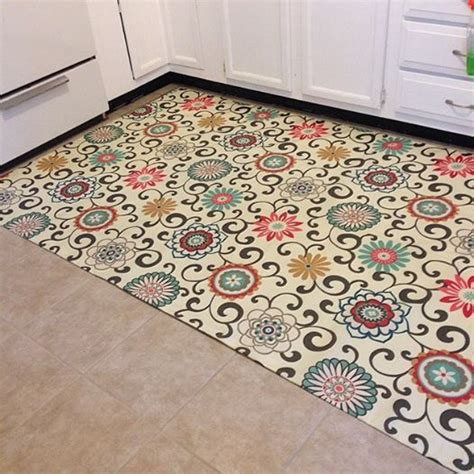 Diy Kitchen Rug 25 Best Ideas About Kitchen Fabric On New Kitchen Diy Retro Kitchen Decor And