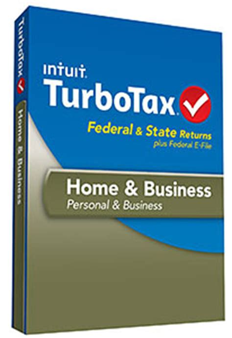 turbo tax home business 2015