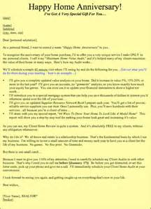 business anniversary letter 20 event contact systems service for real estate newsletter system