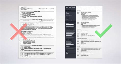 To Civilian Resume by To Civilian Resume How To Use Your