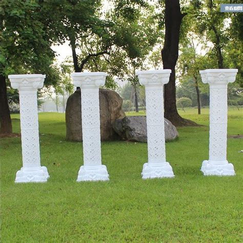 Plastic Pillars Buy Wholesale Plastic Columns From China