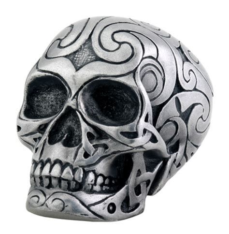 Shift Knob Skull by Mystic Crypt The Most Unique To Find Items At