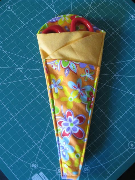 scissors holder pattern free vicki s fabric creations free pattern project downloads