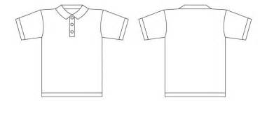collar t shirt template free vector library collar t shirt template