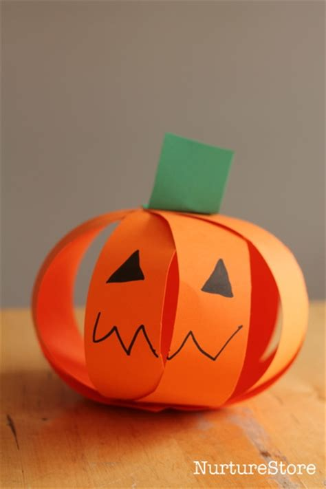 paper pumpkin crafts for 45 of the cutest fall crafts for how wee learn