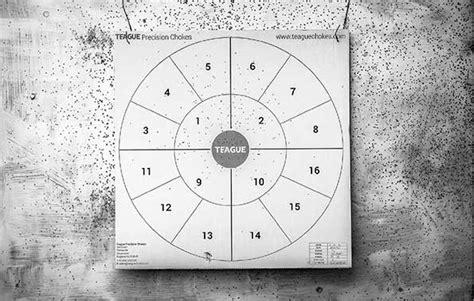 why pattern your shotgun patterning and regulation shotgun patterns