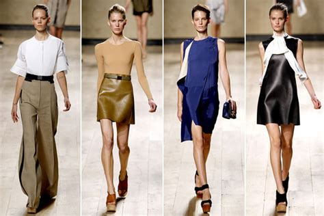 The Delicous Frocks Of Lanvin by Lessons Part Ii Of Our Favorite Fashion Week