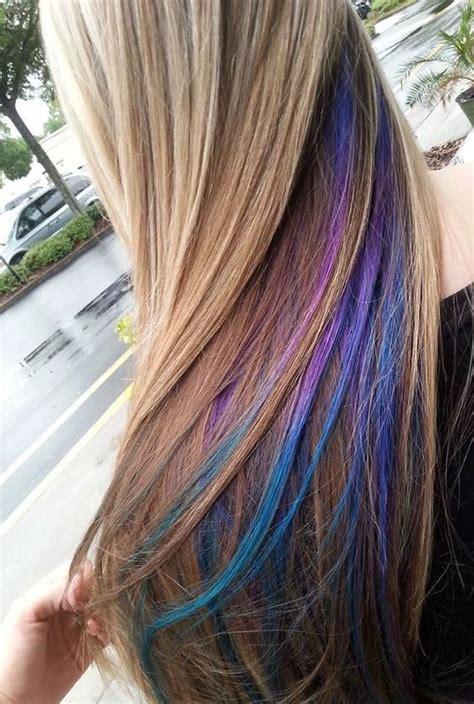 peekaboo color 35 gorgeous peekaboo highlights to enhance your hair