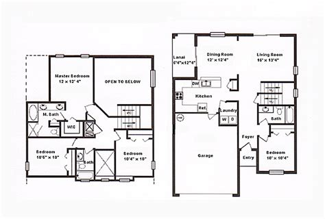 layouts of houses floor plan affordable orlando vacation home