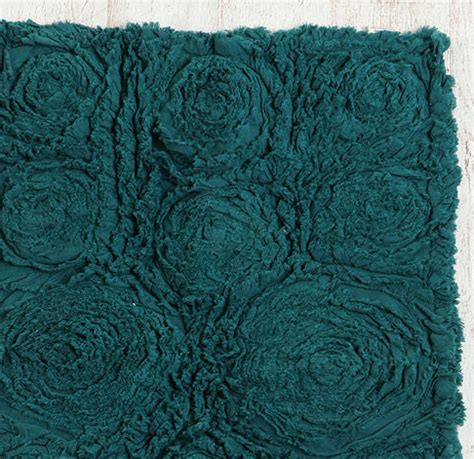 Turquoise Bathroom Rugs Bath Rugs Everything Turquoise Page 3