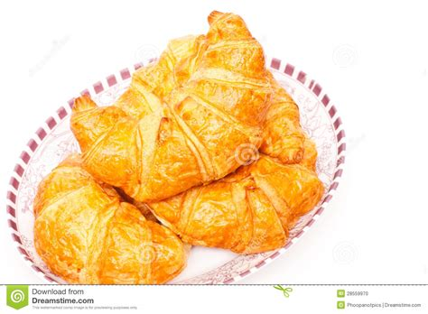 7 days croissant carbohydrates croissants stock photo image 28559970
